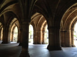 The Cloisters, University of Glasgow