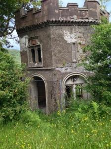 Kinlock Castle Folly