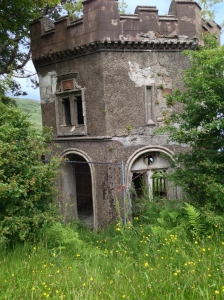Kinlock Castle Folly