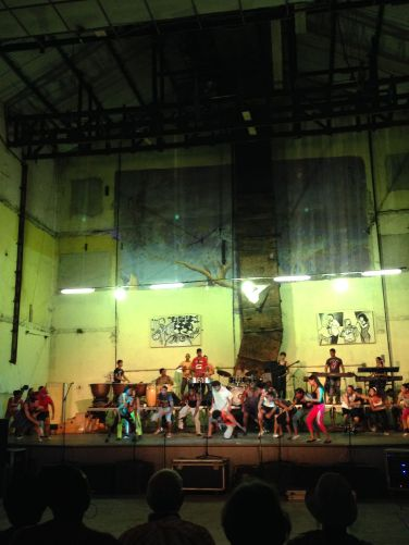 Cuba street opera